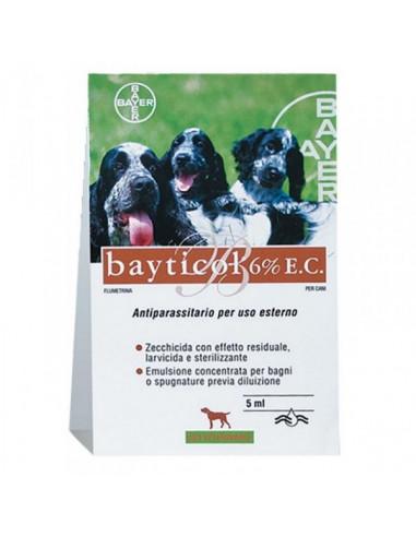BAYTICOL 6% EC ML.5 FLACONE