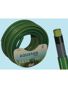 TUBO AQUASAN PLUS 5/8 RT.25 MT.