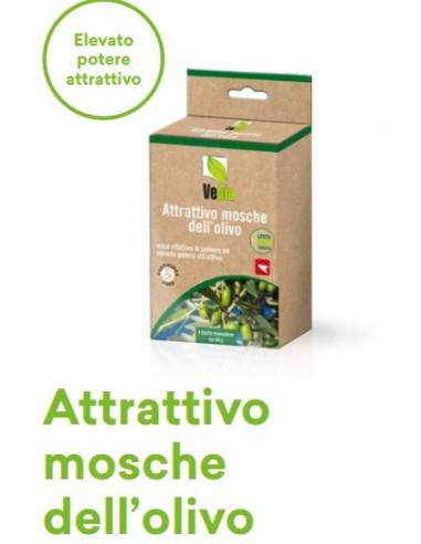ATTRATTIVO MOSCHE DELL'OLIVO BOX (4PZ.X 40GR.) vendita online