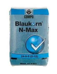 BLAUKORN N-MAX 24.5.5 KG.25