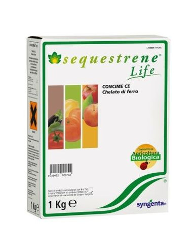 SEQUESTRENE LIFE KG.10 vendita online