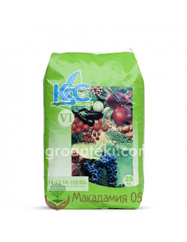 TIMAC Ksc 14-12-14 KG.25