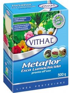 INSETTICIDA LUMACHICIDA METAFLOR VITHAL GR 500 vendita online