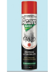 ACARIDA SPRAY ML.400 vendita online