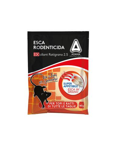 ESCA TOPICIDA FRESCA RATIGRANO 2.5 GR.140 miglior prezzo