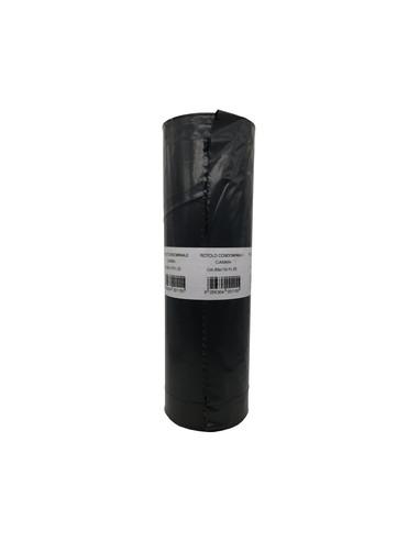 SACCHI N.U.SU MANDRINO 85X110 NERO PZ.20 vendita online