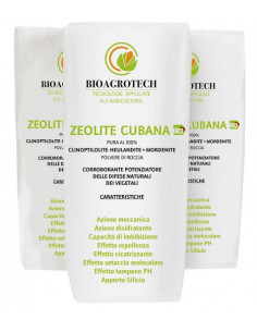 Zeolite Cubana Bio kg.1 vendita online