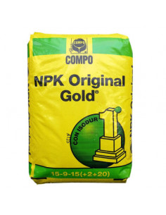 NPK ORIGINAL GOLD 15.9.15 KG.25 miglior prezzo