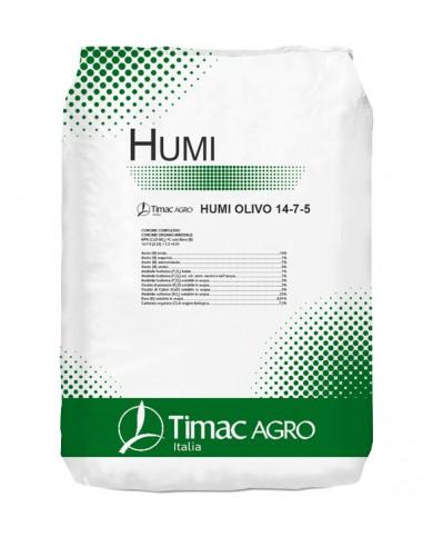 HUMI OLIVO 4/7/5 KG.25 TIMAC miglior prezzo