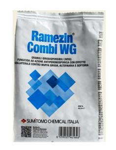 RAMEZIN COMBI WG KG.1