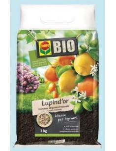 COMPO CONCIME BIO LUPIN D'OR KG.3 vendita online