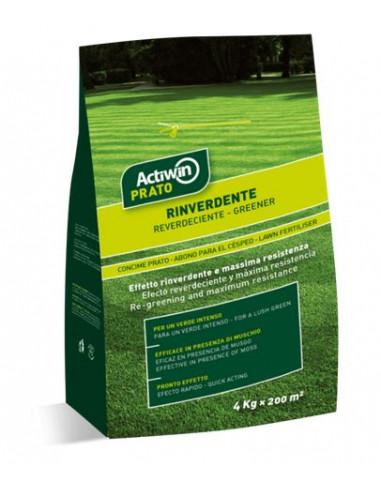 ACTIWIN CONCIME ANTIMUSCHIO RIVERDENTE PER PRATO KG.4 vendita