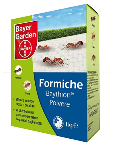 BAYTHION FORMICHE POLVERE KG.1 Miglior Prezzo