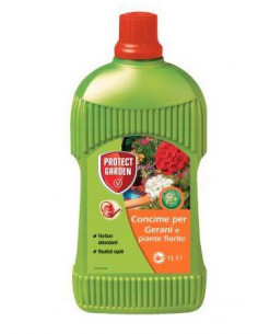 Concime Liquido Gerani e Piante Fiorite LT.1 miglior prezzo