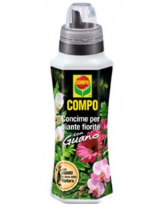 COMPO PIANTE FIORITE CON GUANO LT.1 vendita online