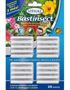 INSETTICIDA BASTINSECT VITHAL 20 DOSI vendita online
