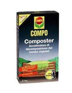 COMPOSTER ACCELLERATORE DI COMPOSTAGGIO KG.2