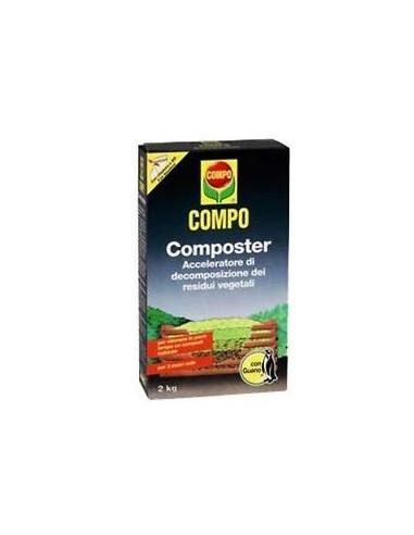 COMPOSTER ACCELLERATORE DI COMPOSTAGGIO KG.2 miglior prezzo