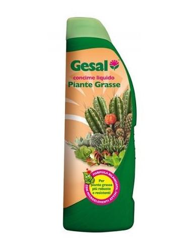 CONCIME PER PIANTE GRASSE GESAL ML.500