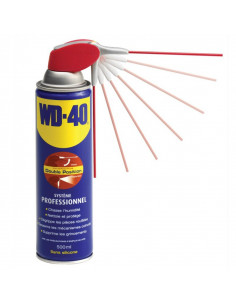 LUBRIFICANTE SPRAY WD-40 PROFESS. ML.500 vendita online