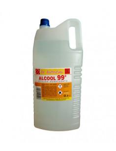 ALCOOL DENATURATO 99,9% CERTIFICATO BIANCO LT.5 vendita online