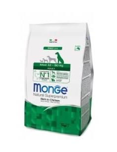 MONGE MAXI ADULT POLLO KG.12 miglior prezzo