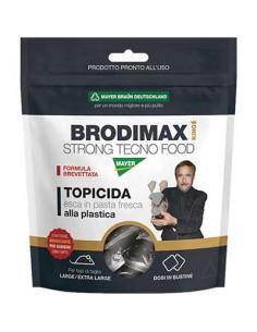 TOPICIDA BRODIMAX TECNO FOOD KING MAYERBRAUN GR.150 miglior