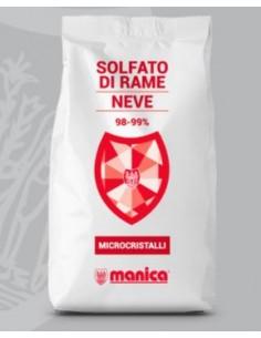 SOLFATO DI RAME NEVE BIO KG.10 Miglior Prezzo