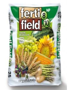 FERTI FIELD 8.10 ORGANAZOTO KG.25 miglior prezzo