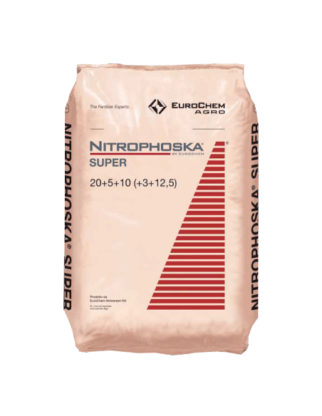 NITROPHOSKA SUPER 20.5.10 KG.25 Miglior Prezzo