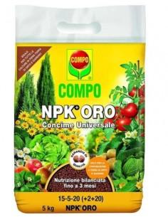 COMPO NPK ORO KG.5 Miglior Prezzo
