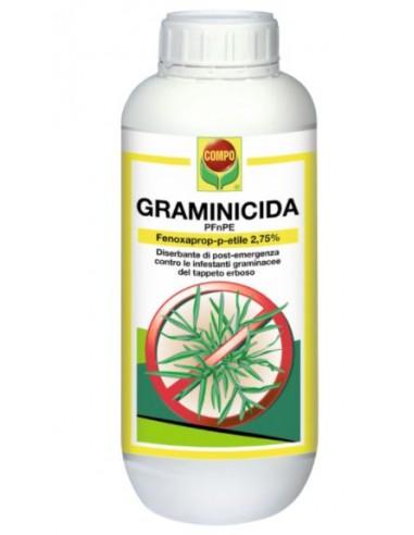 COMPO DISERBANTE GRAMINICIDA ML.500 Miglior Prezzo