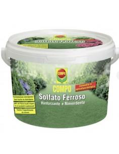 COMPO SOLFATO FERROSO KG.5 Miglior Prezzo