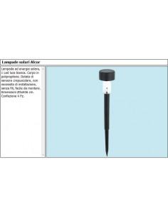 LAMPADE SOLARI ALCOR SET 4 PZ. vendita online