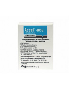 ACCELL 40SG 2,5 GR.