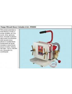 POMPE FILTRANTI ROVER COLOMBO 6 - ART.490000 vendita online